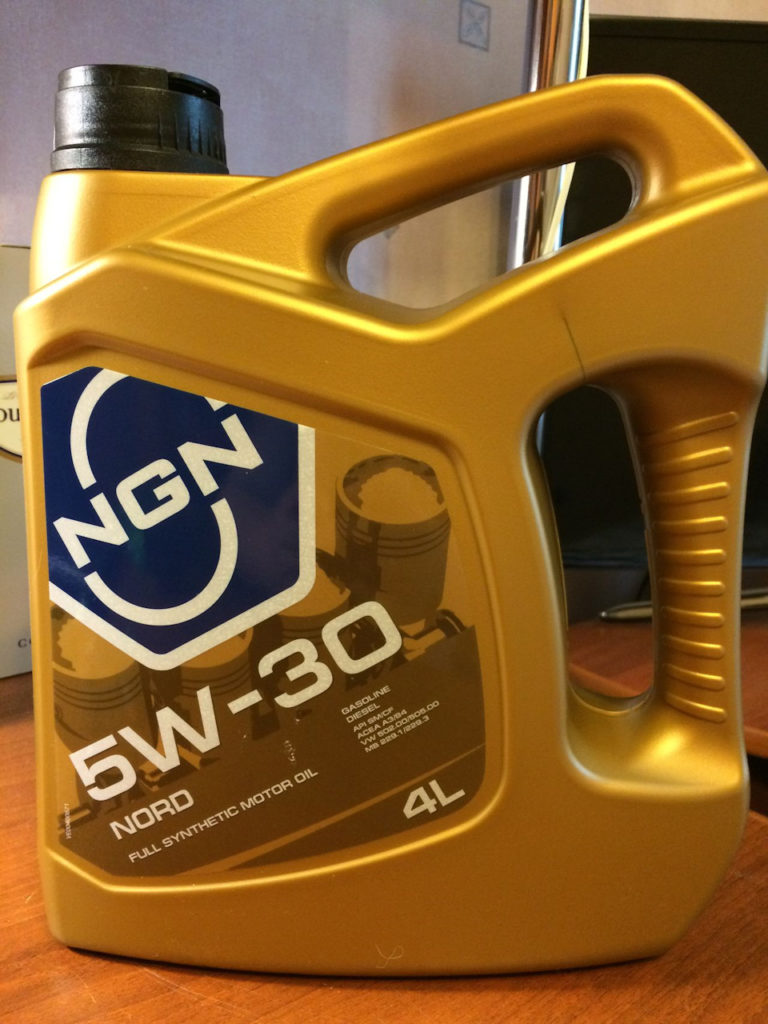 NGN Nord 5w 30